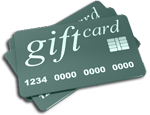 Gift Cards Available Throughout the Holidays
